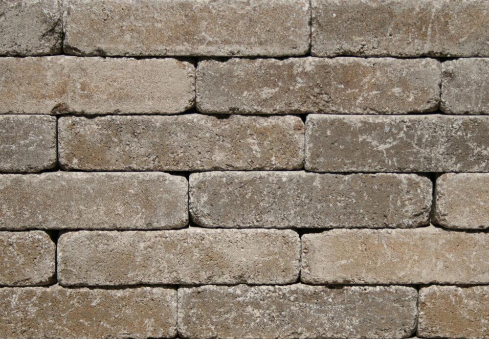 Pecan Stone Wall